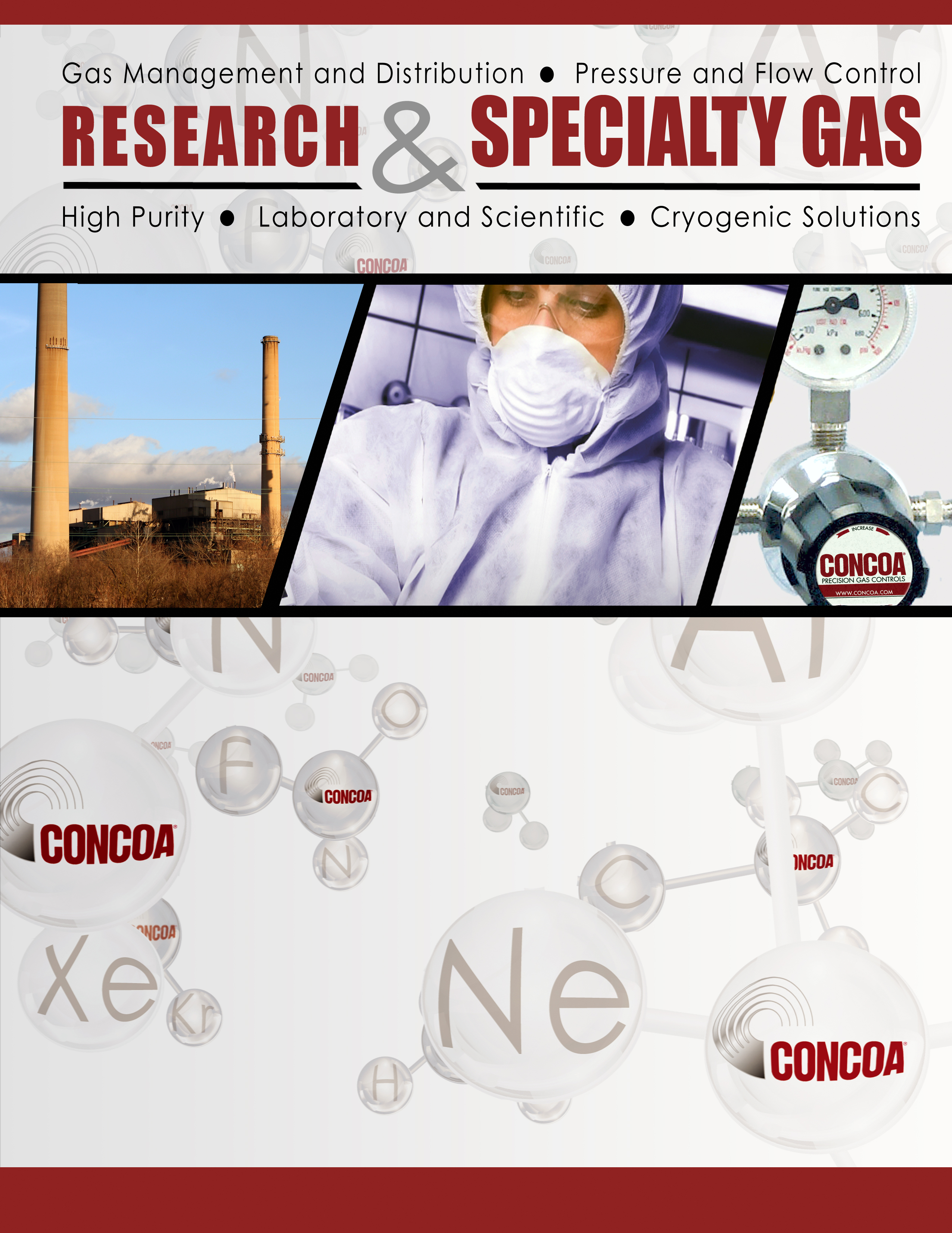 CONCOA :: Precision Gas Controls